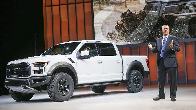 Klage in den USA eingereicht: Ford soll Pick-ups manipuliert haben