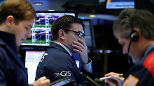 China lässt US-Bonds zittern: Wall Street schließt knapp in Rot