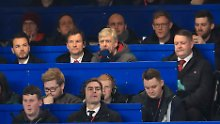 Wenger neben Lehmann auf Tribüne: Arsenal ohne Özil trotzt Chelsea