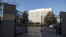 """""""Klare Botschaft an Putin"""": Nemzow-Platz vor Moskaus Botschaft geplant"""