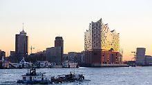 Ein Jahr lang großer Ansturm: Elbphilharmonie macht Hamburg stolz