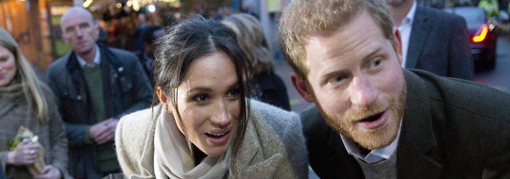 Royal-Hochzeit sorgt für Ärger in Windsor: Meghan-Markle-Boom lässt die Kassen klingeln