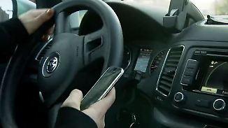 Telefonieren, Rasen, Rettungsgasse: Verkehrssündern drohen Punkte und Gefängnis