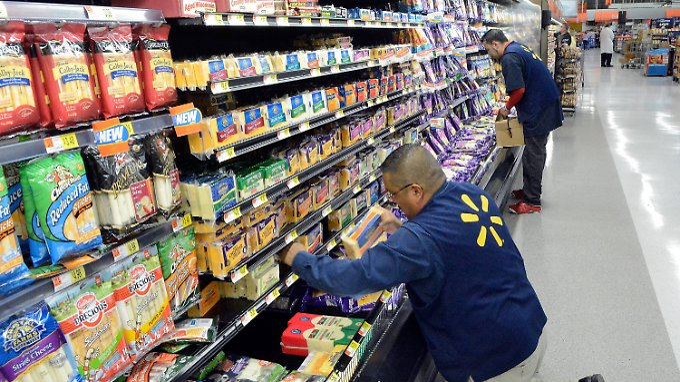 Walmart steht in den USA wegen seiner niedrigen Löhne in der Dauerkritik.