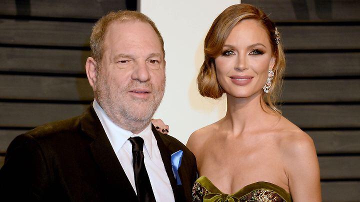 Seine Scheidung soll Harvey Weinstein einen achtstelligen Betrag kosten.