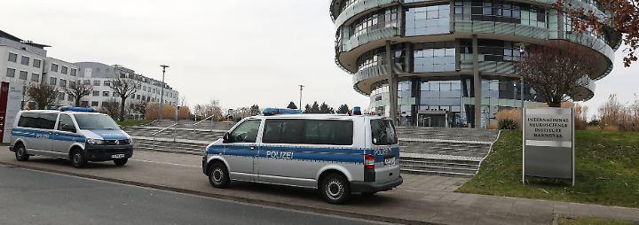 Die Leibwächter sollten Schahruhdi in Hannover beschützen.