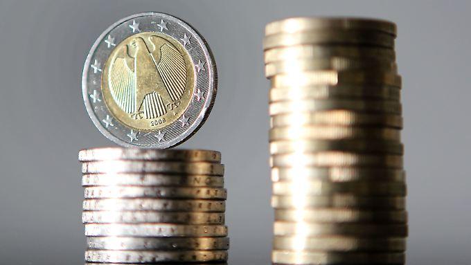 Der Durchbruch in den Sondierungen für eine große Regierungskoalition in Deutschland hat den Euro am Freitag weiter beflügelt.