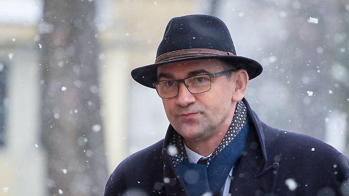 Der polnische Botschafter in Berlin, Andrzej Przylebski, sprach in einem Interview über mögliche Reparationsforderungen gegenüber Deutschland.