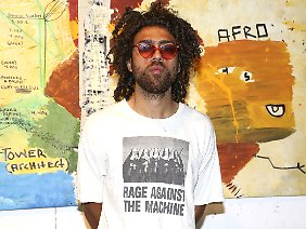Noah Becker will juristisch gegen den AfD-Politiker Jens Maier vorgehen.