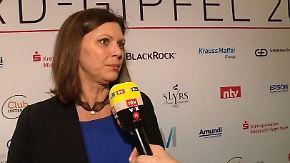 """Ilse Aigner zu Sondierungen: """"Haben uns in entscheidenden Punkten durchgesetzt"""""""
