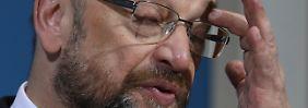 Rückschlag für Schulz: SPD in Sachsen-Anhalt lehnt GroKo ab