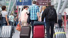 Opfer der eigenen Tarife: Airlines kämpfen mit Koffermengen