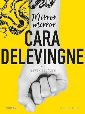"""""""Mirror, Mirror"""" ist in der deutschen Übersetzung beim Fischer Verlag erschienen und kostet 14,99 Euro."""