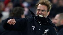 Der FC Liverpool macht Coach Jürgen Klopp mal wieder irre.