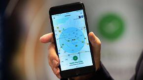 Katastrophenschutz für das Smartphone: Diese Warn-Apps gibt es in Deutschland