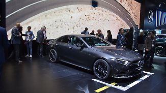 Die First Edition eröffnet bei Mercedes unterdessen immer Neuheiten, so auch als CLS AMG 53.