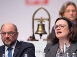 """Die SPD zaudert: Wer kriegt hier """"in die Fresse""""?"""