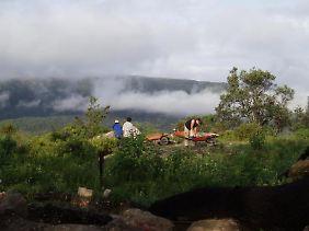 Archäologische Ausgrabungen an der Stelle von Teposcolula-Yucundaa, einem wichtigen politischen Zentrum der alten Mixtecs. Nach der Epidemie wurde die Stadt ins Tal verlegt, die Bergspitze wurde aufgegeben.