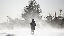 Schnee in Tieflagen erwartet: Wintersturm fegt über Deutschland