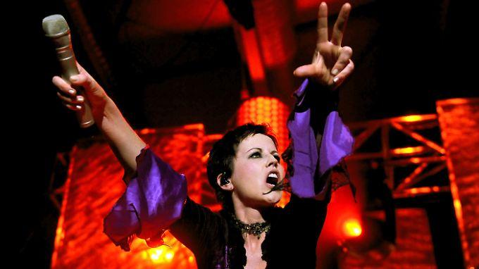 """Überraschender Tod: """"Cranberries""""-Sängerin O'Riorda stirbt mit 46 Jahren"""