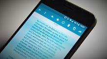 Vorsicht, Kettenbrief!: So will Whatsapp den Spam bekämpfen