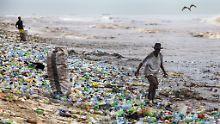 Recycelnd in die Zukunft: Wie Brüssel die Plastiklawine stoppen will