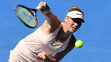 Überraschung bei Australian Open: Teenager setzt neue Maßstäbe in Melbourne