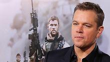 Entschuldigung für #Metoo-Kritik: Matt Damon will künftig die Klappe halten