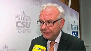 """Thomas Kreuzer über Regierungsbildung: """"Ärgere mich über Berlin"""""""