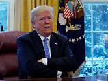 """""""Keine Hilfe"""" im Korea-Konflikt: Trump wirft Russland Sabotage vor"""