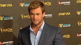 Promi-News des Tages: Chris Hemsworth hat einen besonderen Wunsch an Miley Cyrus