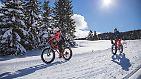 Aktiv in Alpe Cimbra: Ein winterlicher Trip ins Trentino