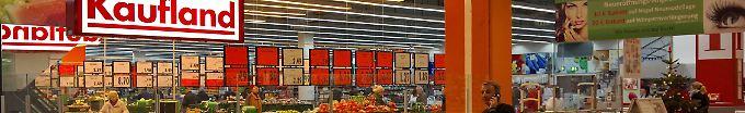 Der Tag: 16:33 Glassplitter: Kaufland ruft Hackfleisch zurück