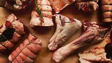 Veganer müssen jetzt stark sein: Fleisch-Party mit Hollywoodstar