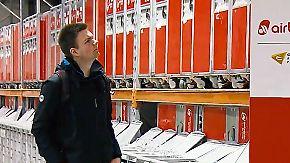 Sammler, Nostalgiker und Fans: Versteigerung des Air-Berlin-Inventars lockt nicht nur professionelle Bieter