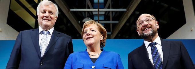 Streitfrage Große Koalition: Die SPD muss - auch wenn sie nicht will