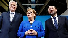 Der Börsen-Tag: Markt kümmert sich nicht um deutsche Politik