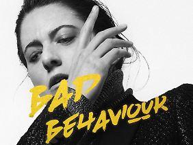 """Auf """"Bad Behaviour"""" klingt Kat Frankie weniger melancholisch."""