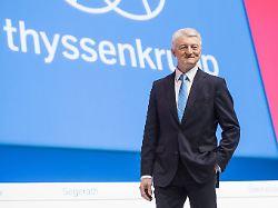 Schwache Dividende: Thyssenkrupp in der Kritik - Aktionär auch