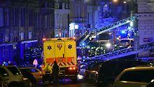 Klimaanlage verbreitete Rauch: Tote und Verletzte bei Hotelbrand in Prag