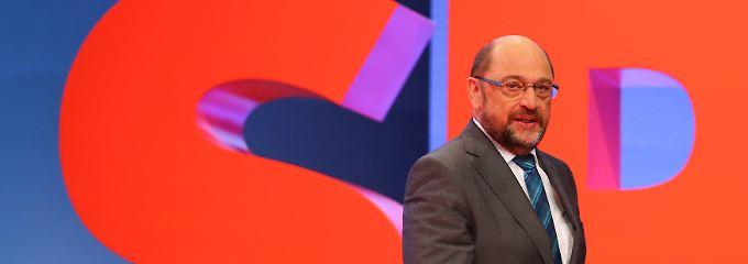 Vor dem SPD-Bundesparteitag: GroKo-Skeptiker bringen Schulz ins Grübeln