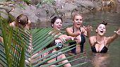 """Dschungelcamp - Tag 3: """"Ich zeig' dir meine, wenn du mir deine zeigst"""""""