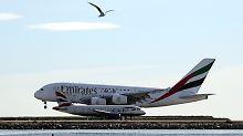 Der Börsen-Tag: A380-Aufträge stützen Airbus