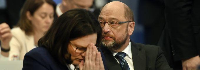 Rhetorik gegen Realität: Die SPD lernt einfach nicht dazu