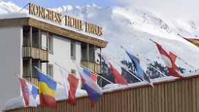 Hoher Besuch in den Alpen: Wirtschaftsgipfel krämpelt Davos um