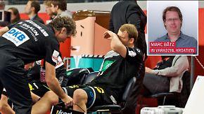 """Marc Bätz zu DHB-Verletzungssorgen: """"Drux' Ausfall ist ein schwerer Schlag"""""""