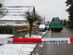 Polizei findet zwei Leichen: Sohn unter Doppelmordverdacht