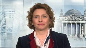 """Nicola Beer zum SPD-Votum: GroKo """"ist eine Koalition der schlechten Laune"""""""