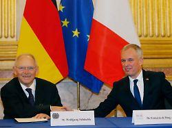 """Gegenwind von Rechts und Links: Berlin und Paris für """"neuen Elysée-Vertrag"""""""