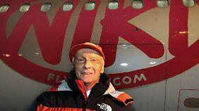 Insolvente Airline vor Verkauf: Lauda erhält Zuschlag für Niki